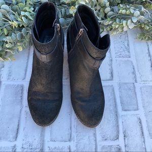 "Dolce Vita ""Jaxen"" Ankle Booties 60/11"